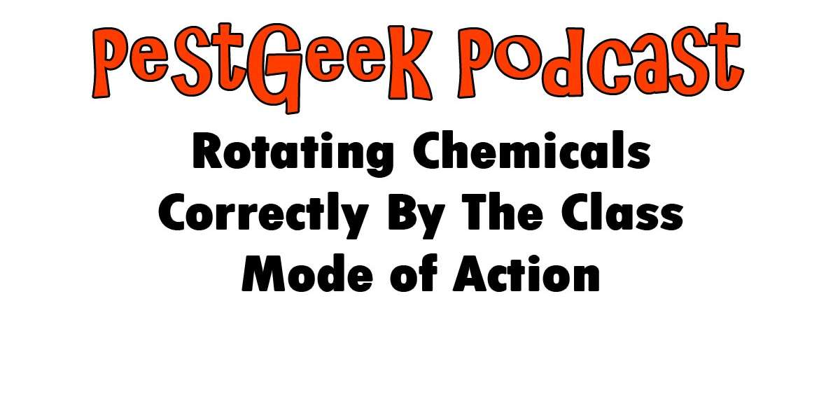 Rotating Chemicals Correctly By The Class Mode of Action