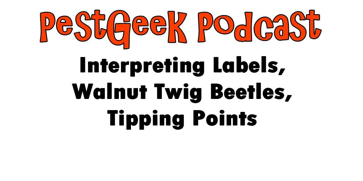 Interpreting Labels, Walnut Twig Beetles, Tipping Points