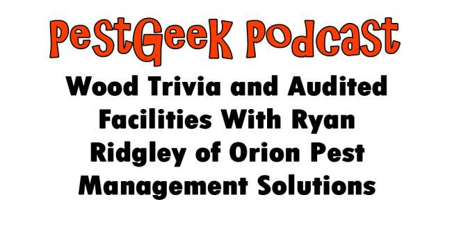Audited Facilities With Ryan Ridgley of Orion Pest Management Solutions