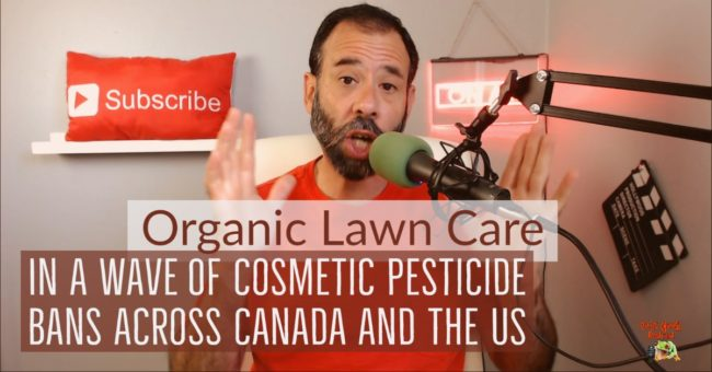 PGP-291 PGP-291 Organic Lawn Care In A Wave Of Cosmetic Pesticide Bans Across Canada And The US